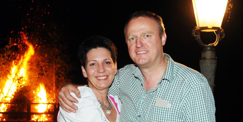 Petra und Werner Zlabinger